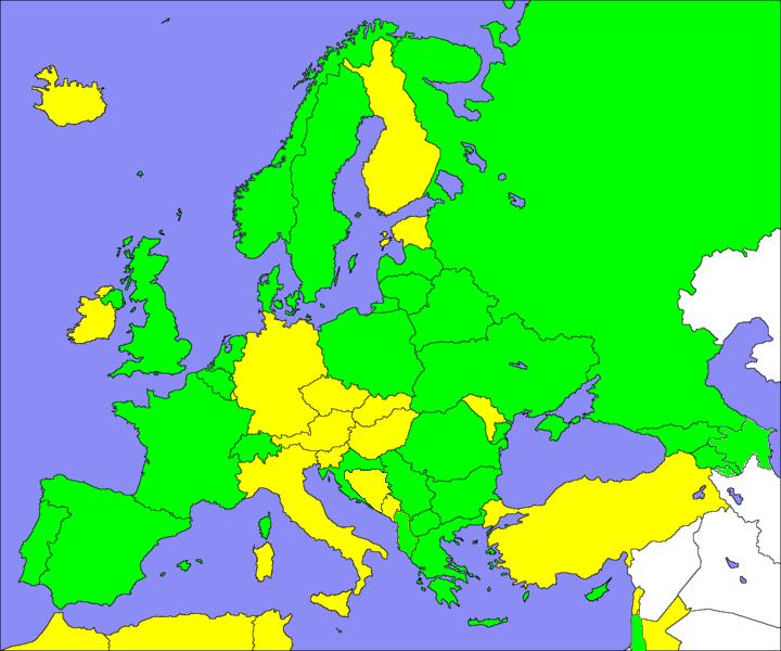 Bekjente nasjonale avstemningen Magdeburg