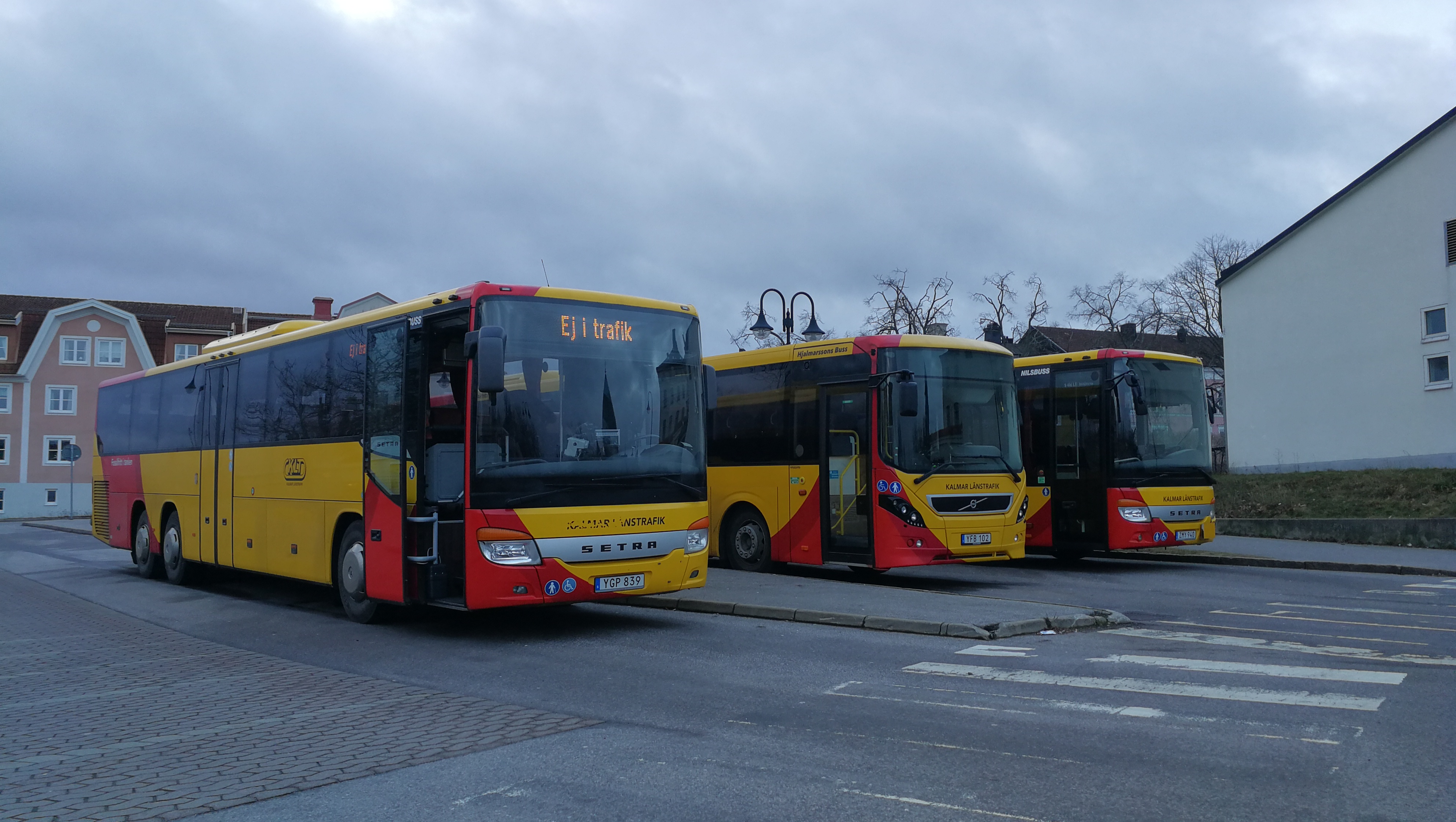 Buss växjö västervik