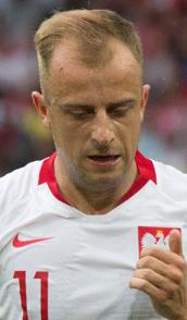 Kamil Grosicki Polish association football player