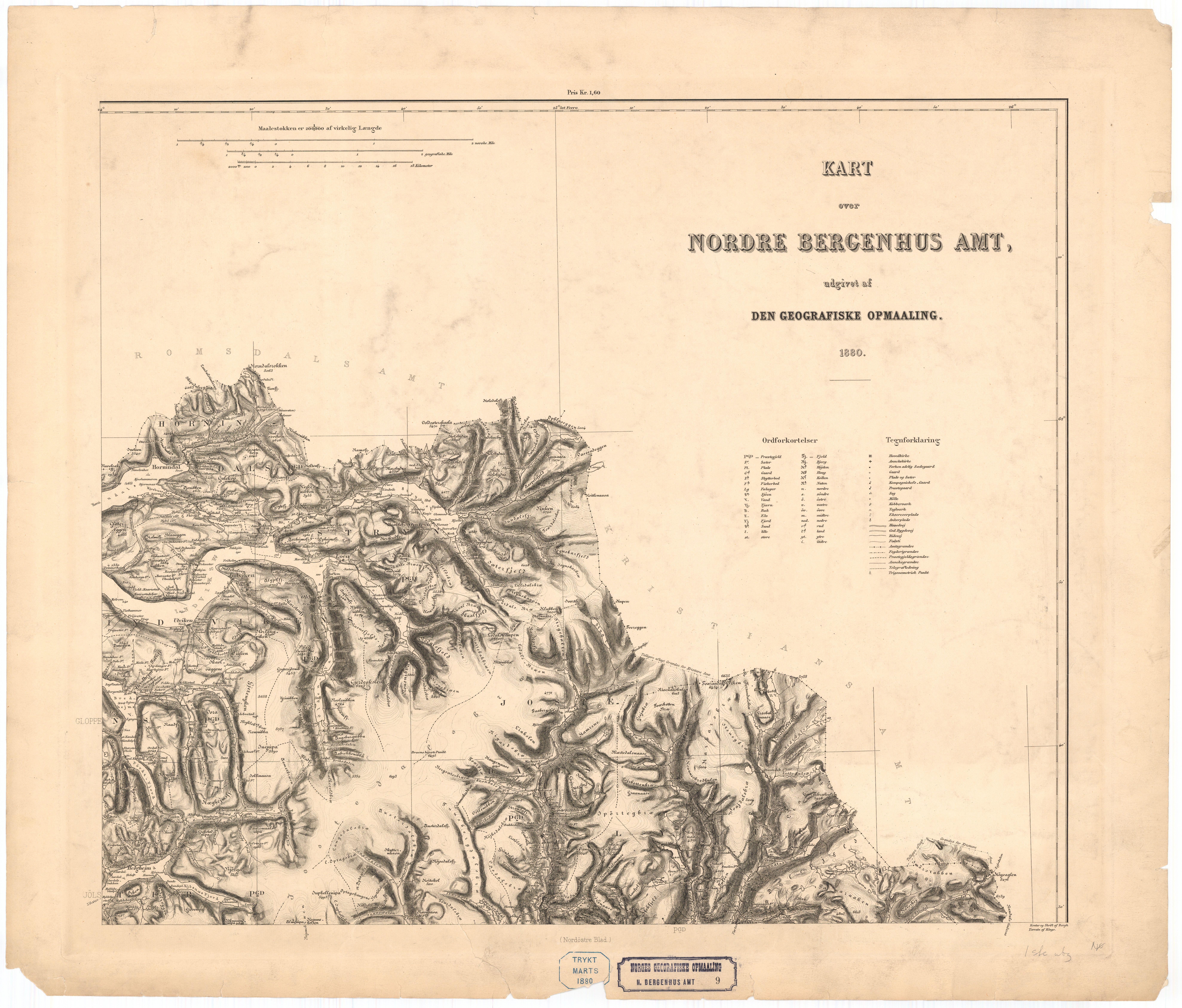 1880 kart File:Kart over Nordre Bergenhus Amt (nø), 1880.   Wikimedia Commons