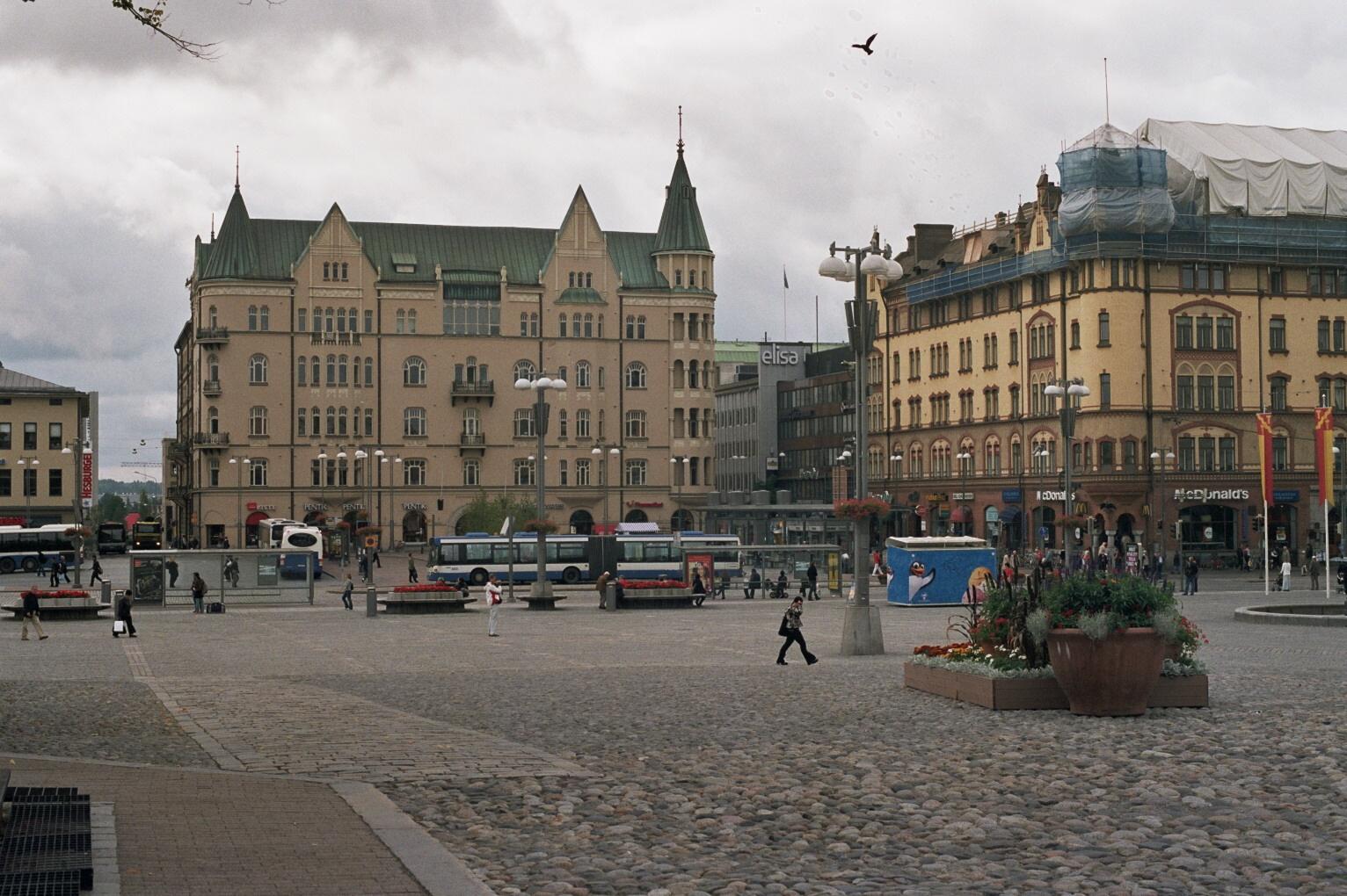 Matkakeskus Tampere