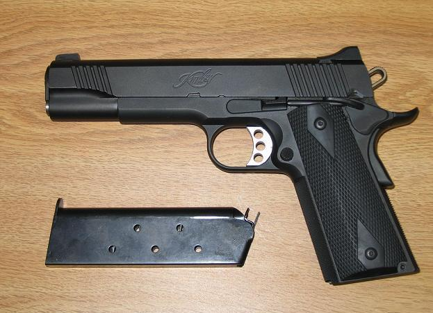 Very Special 1911 Grips
