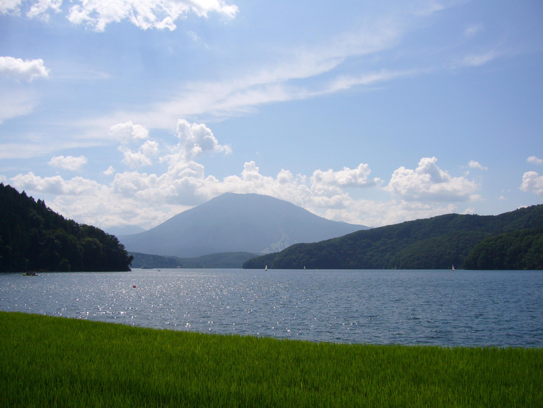 https://upload.wikimedia.org/wikipedia/commons/7/75/Lake_Nojiri.JPG