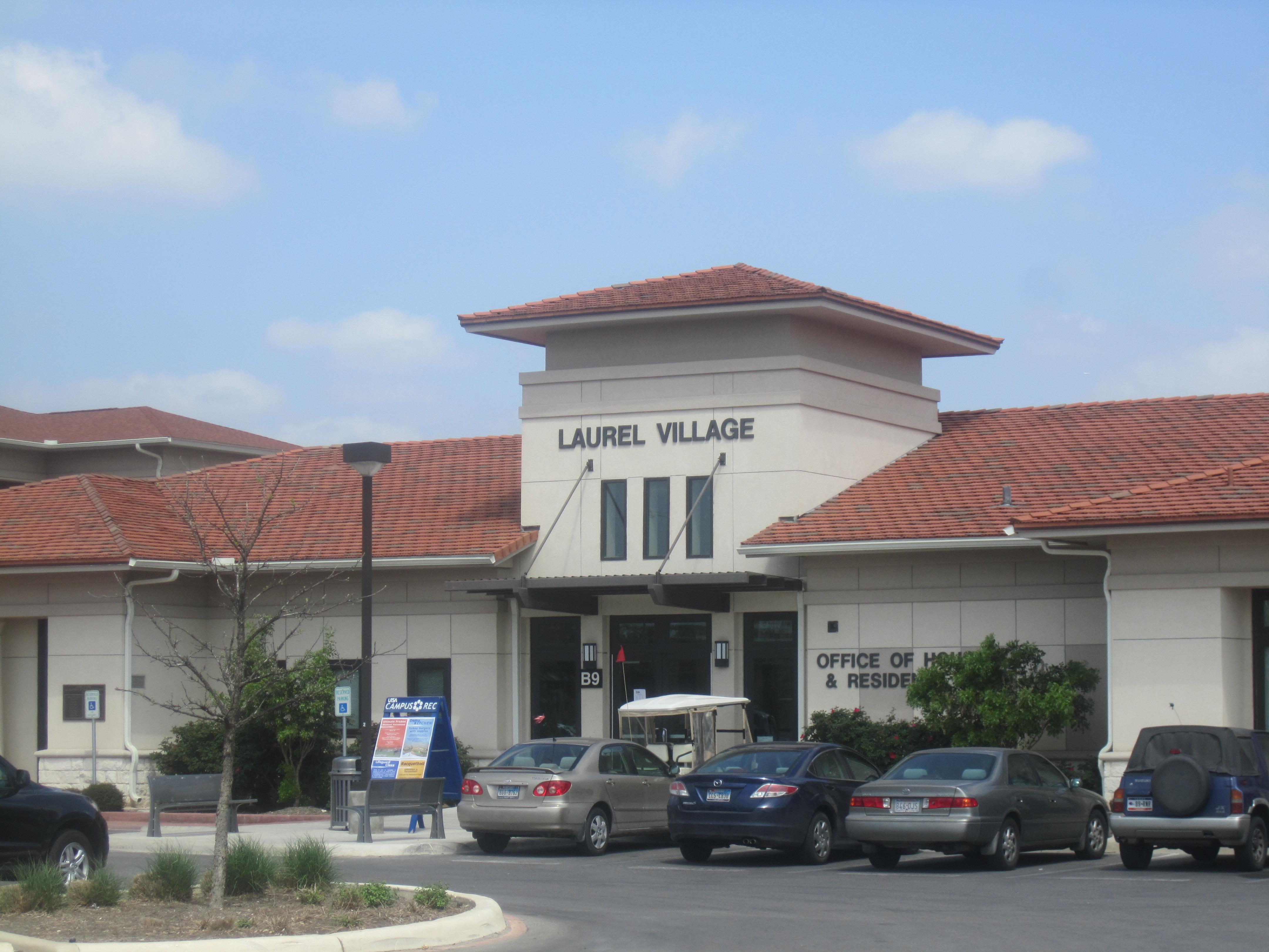 File:Laurel Village housing office, UTSA, San Antonio, TX ...