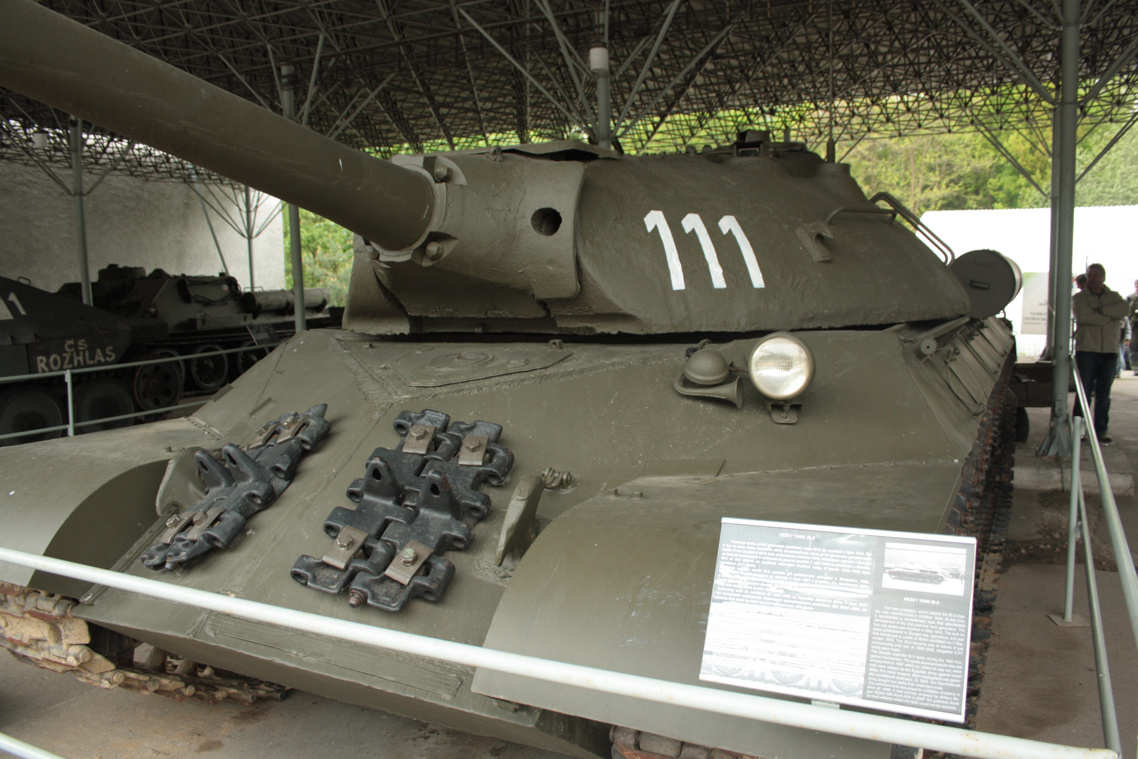 file le any vojensk muzeum t k tank is 3 jpg wikimedia commons. Black Bedroom Furniture Sets. Home Design Ideas