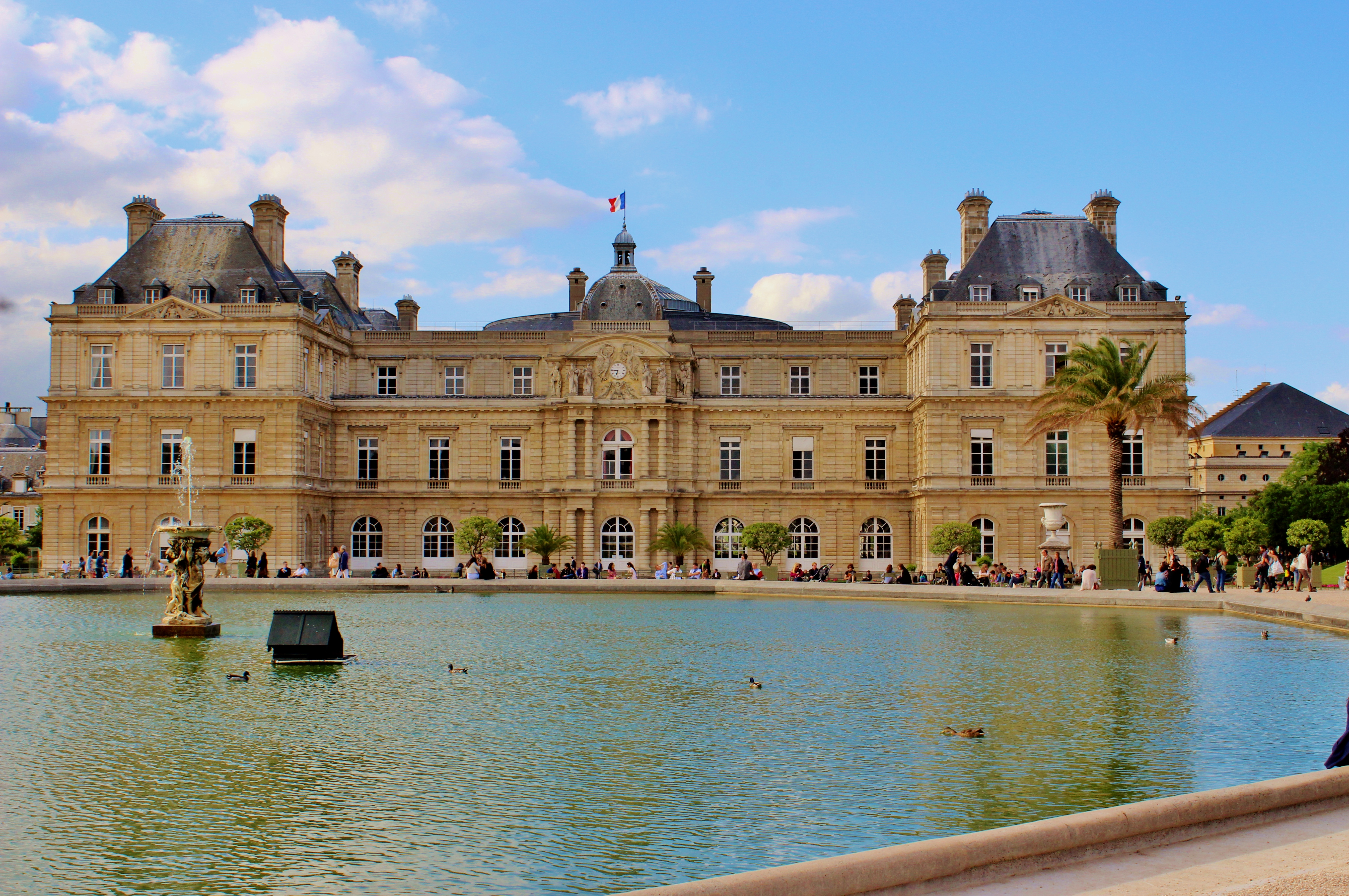 File Le Jardin du Luxembourg Paris France panoramio 3