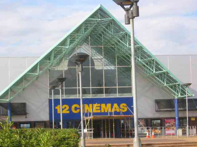 Lea valley cinema
