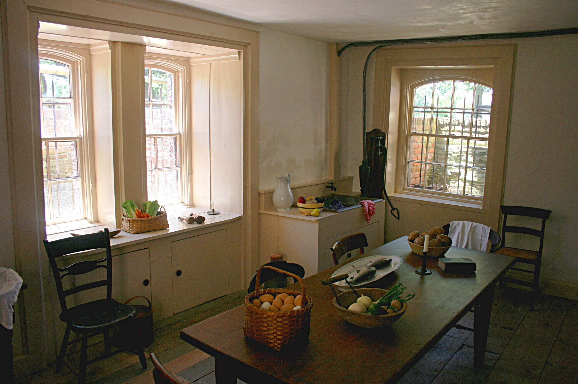 Lindenwald kitchen