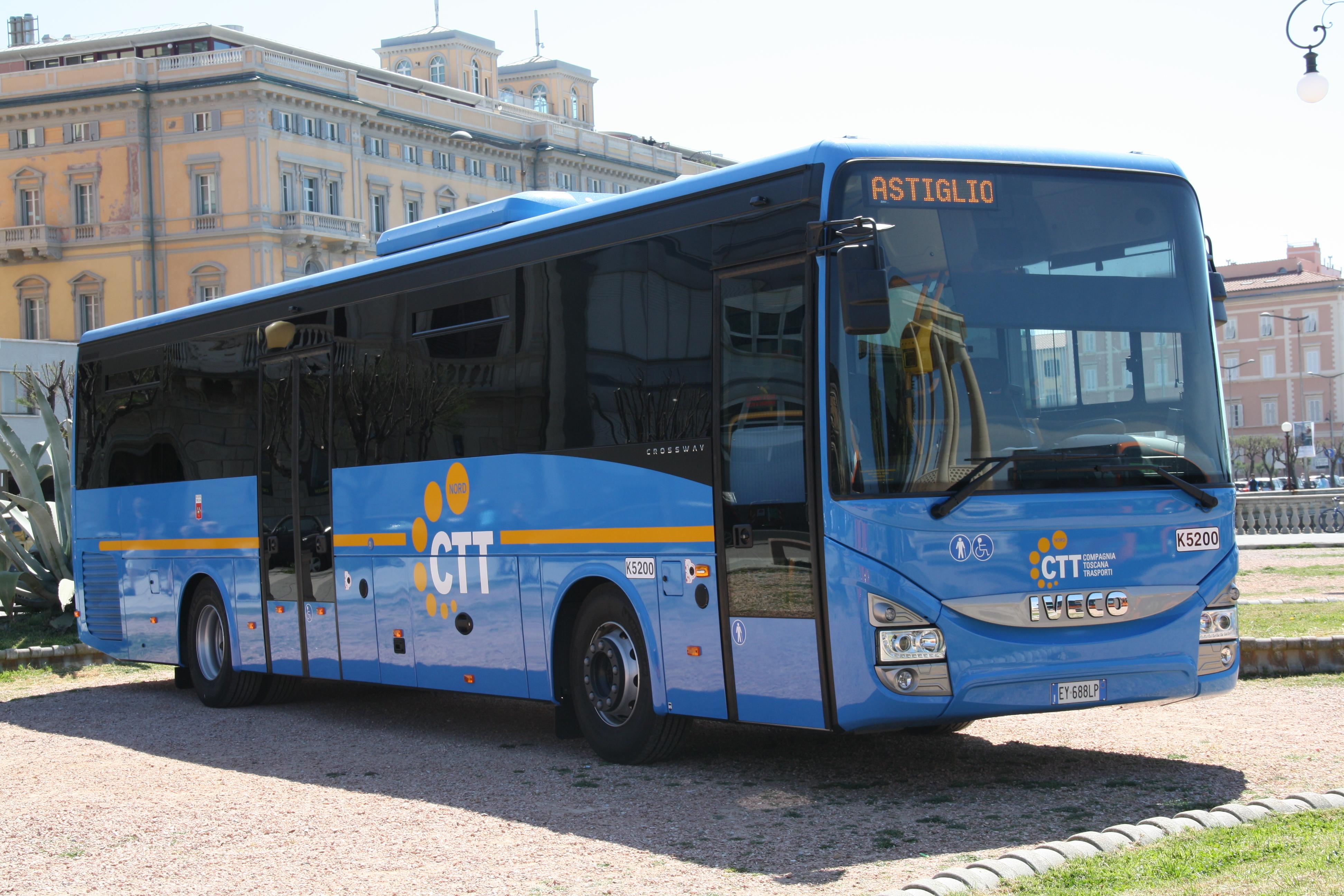 Irisbus Crossway - Wikipedia