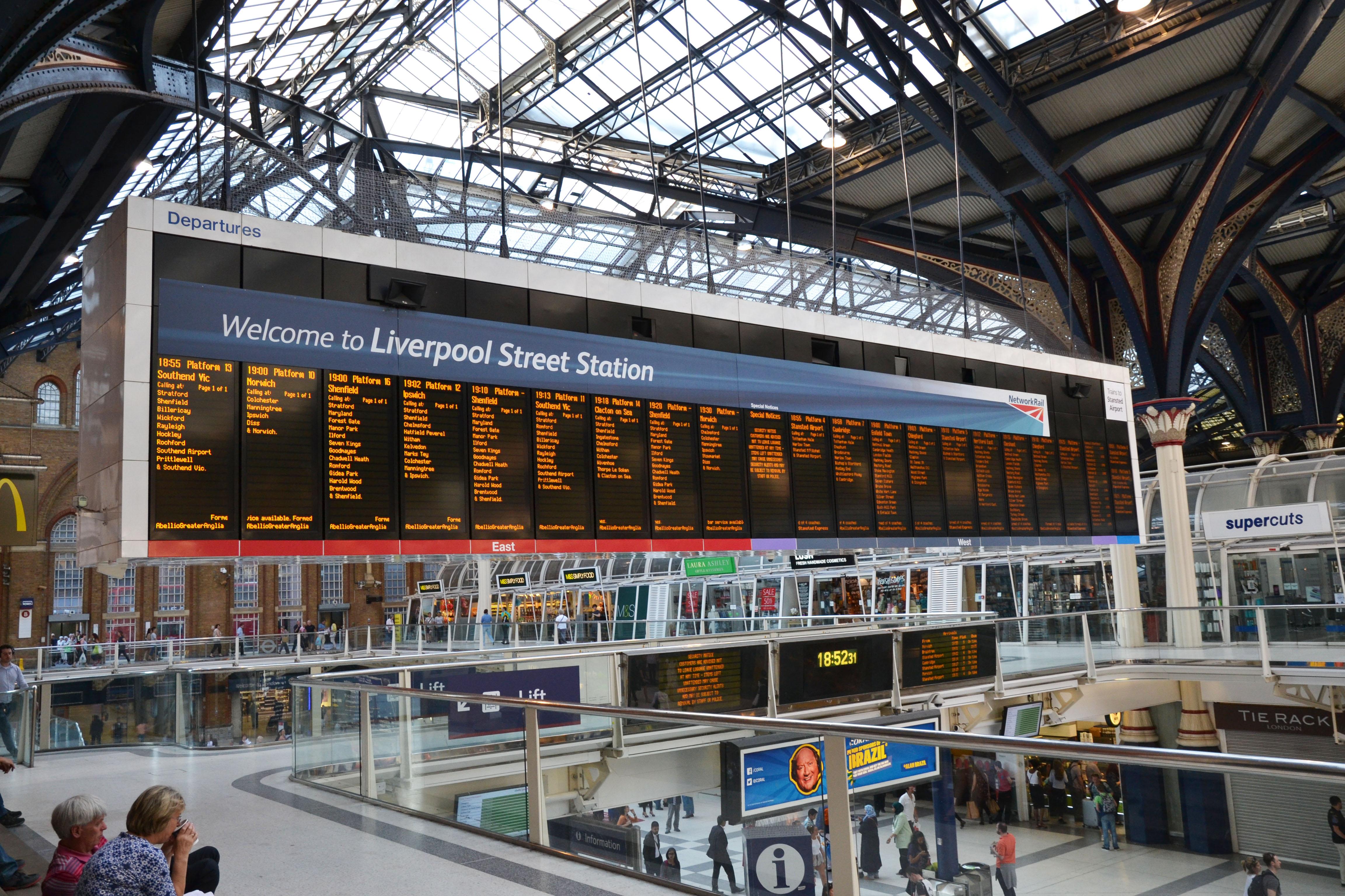 Station details