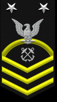 E-9 insignia