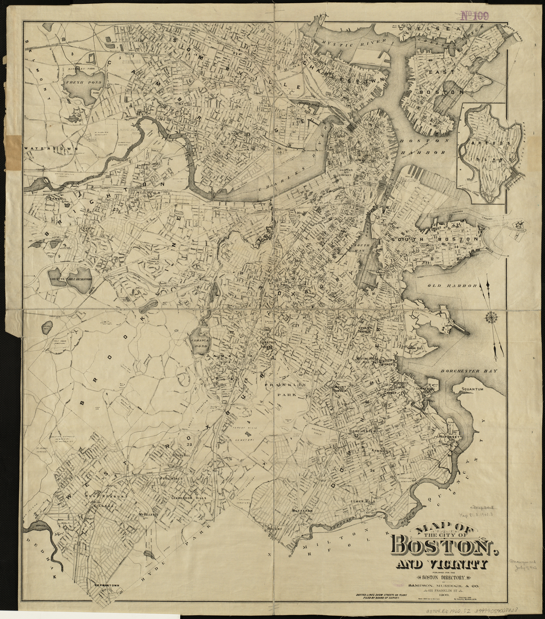 FileMap Of The City Of Boston And Vicinity Jpg - Map of boston vicinity