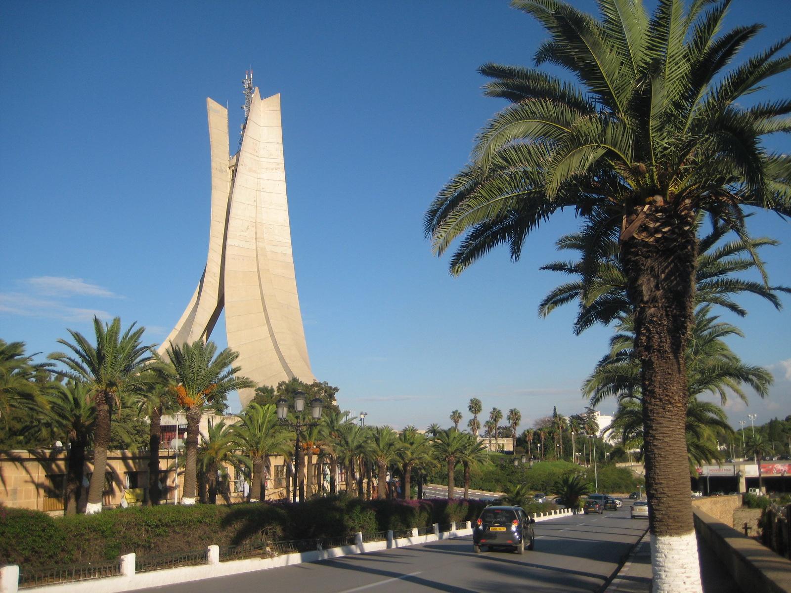 Maqam Echahid | Makam Echahid (Alger) fr.wikipedia.org/wiki/… | Flickr
