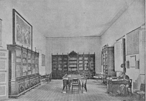Biblioteca de la Facultad de Ciencias Médicas y Farmacia. La Ilustración Guatemalteca, 1896.