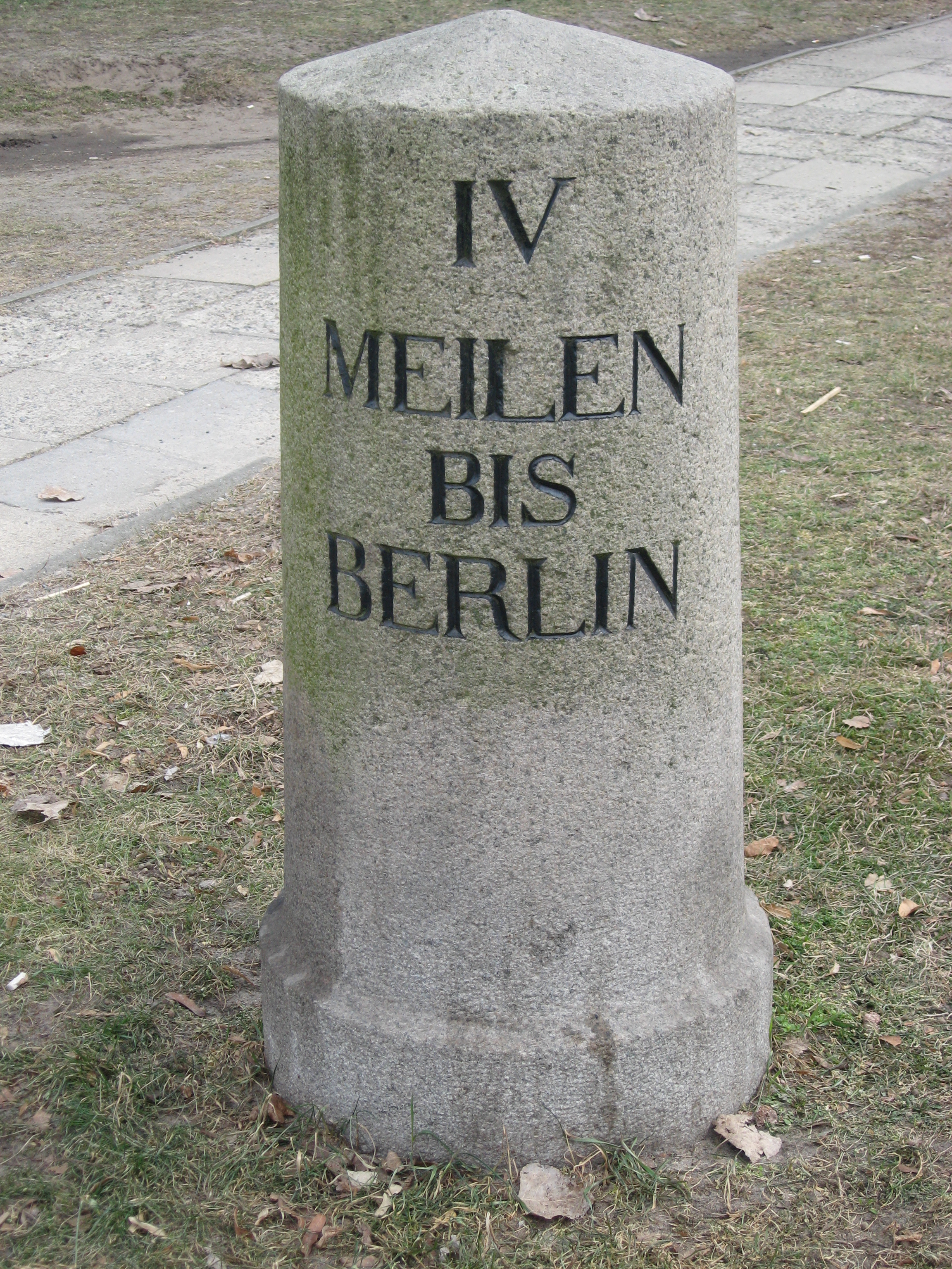 Meilenstein Berlin