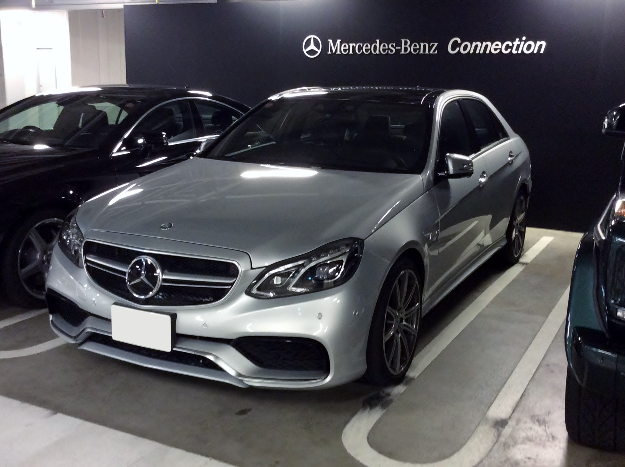File Mercedes Benz E63 Amg 4matic W212 Front Jpg