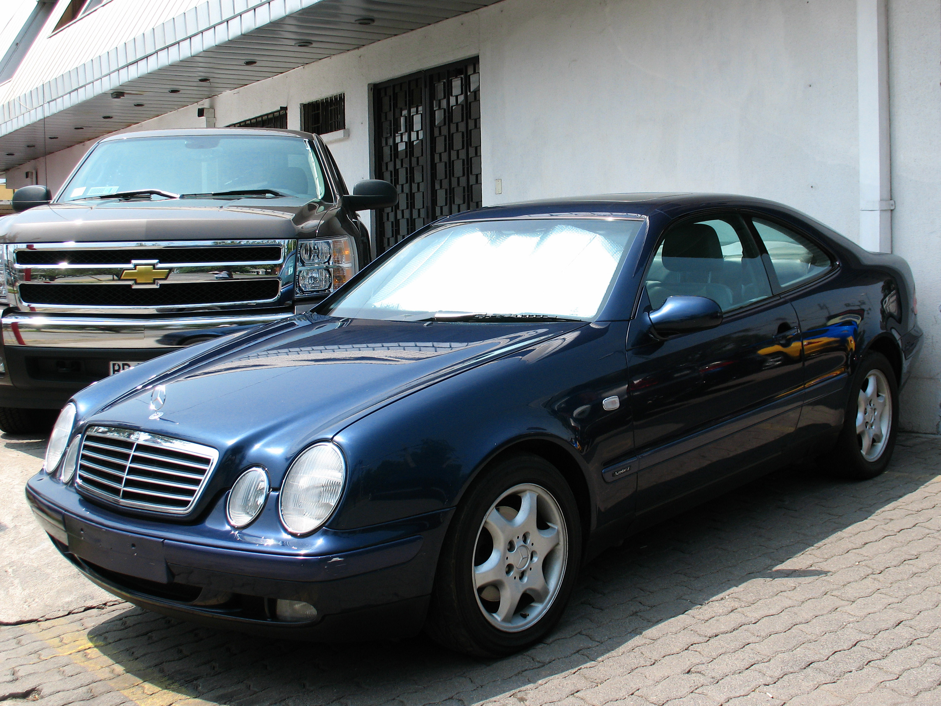 Image gallery mercedes benz clk 3000 for Mercedes benz clk for sale