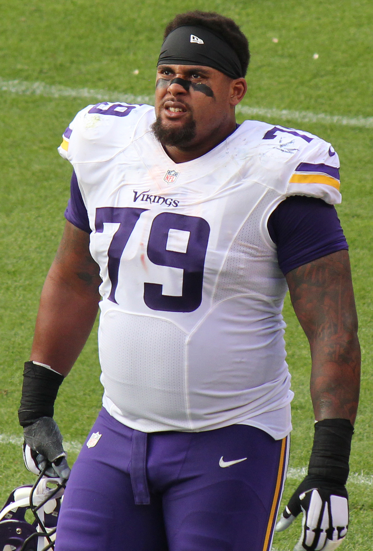 Michael Harris Offensive Lineman Wikipedia