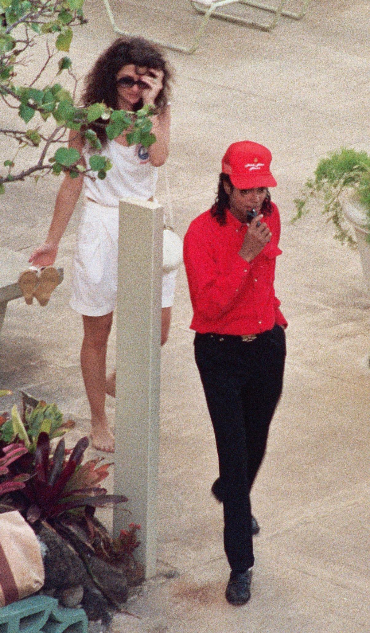 Michael Jackson House Tour