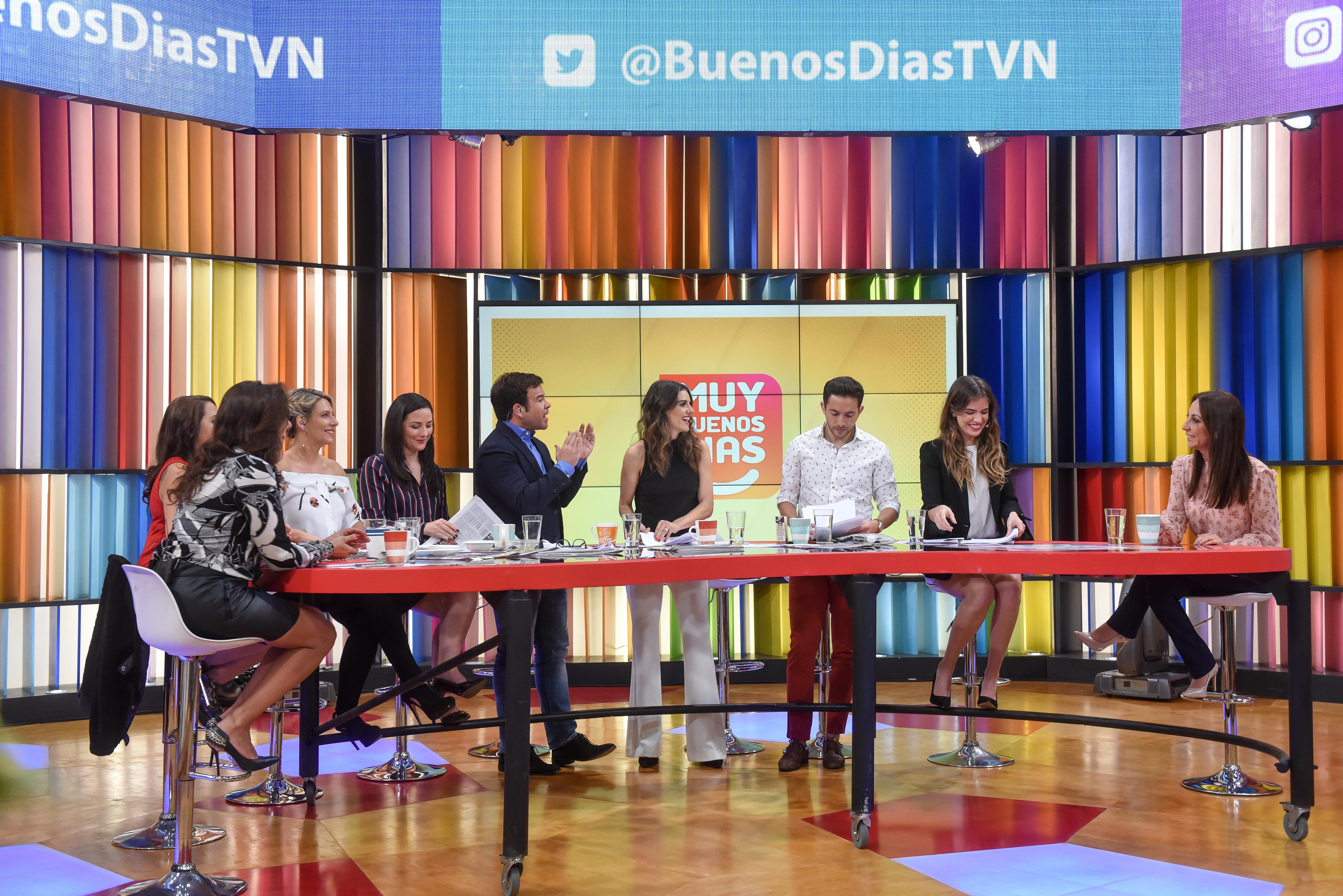 Archivoministra Cecilia Pérez En Entrevista En Muy Buenos Días De