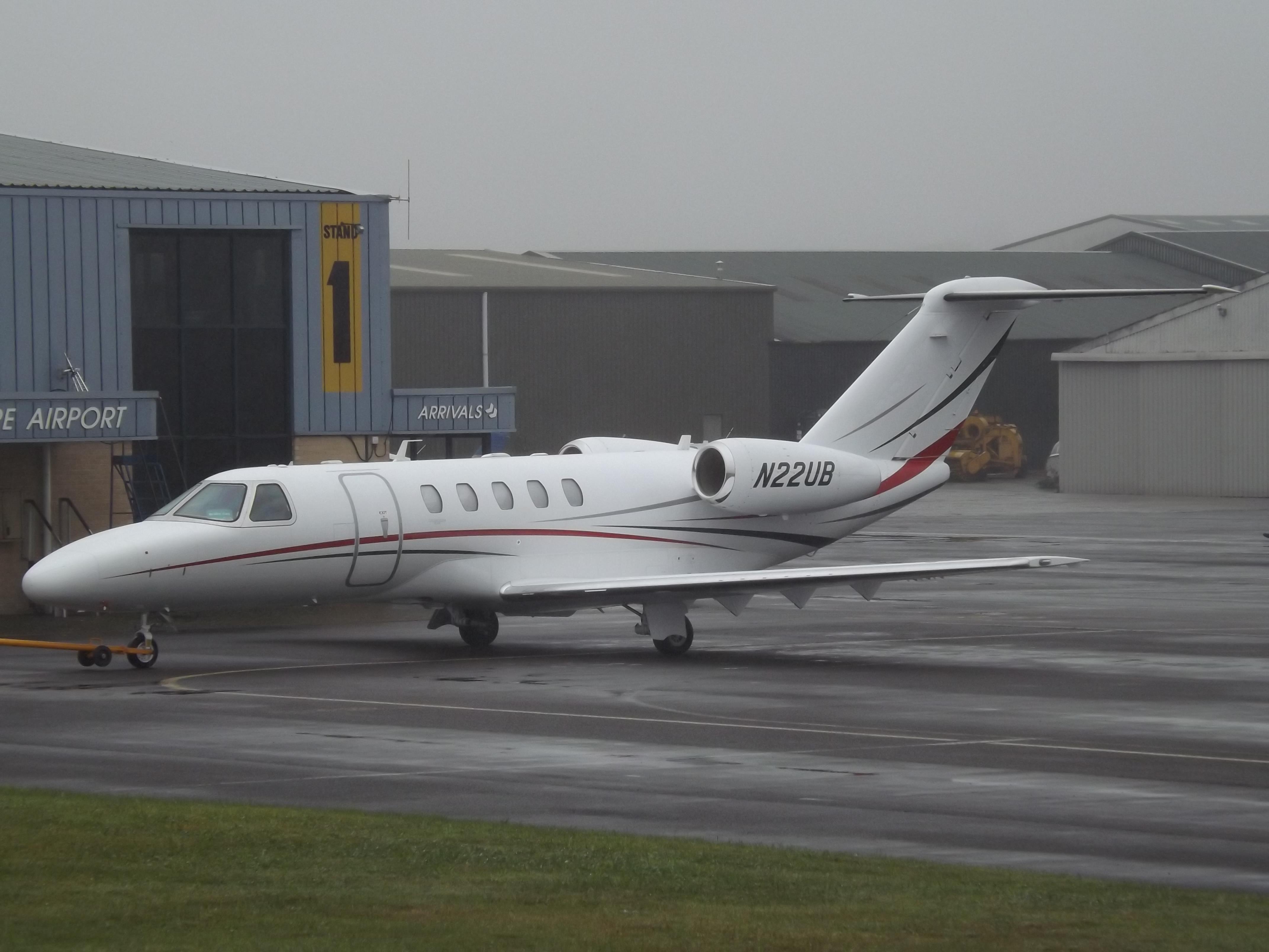 N22ub Jet Charter 525c Citation Cj4 Citation Cj4 C25c