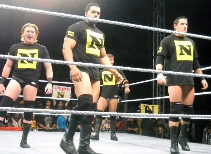 Labels: WWE Nexus
