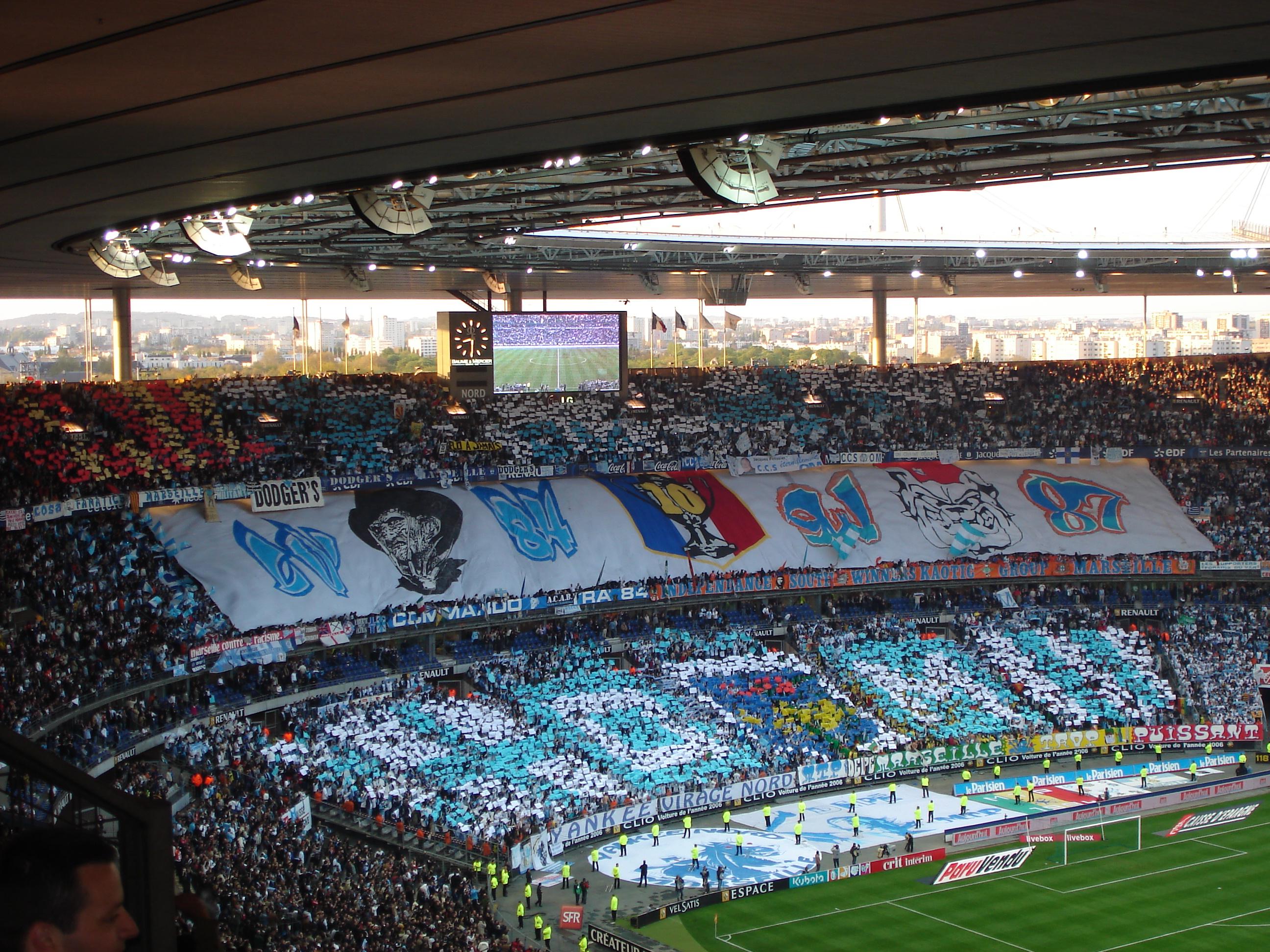 Supporters De L Olympique De Marseille Wikipédia