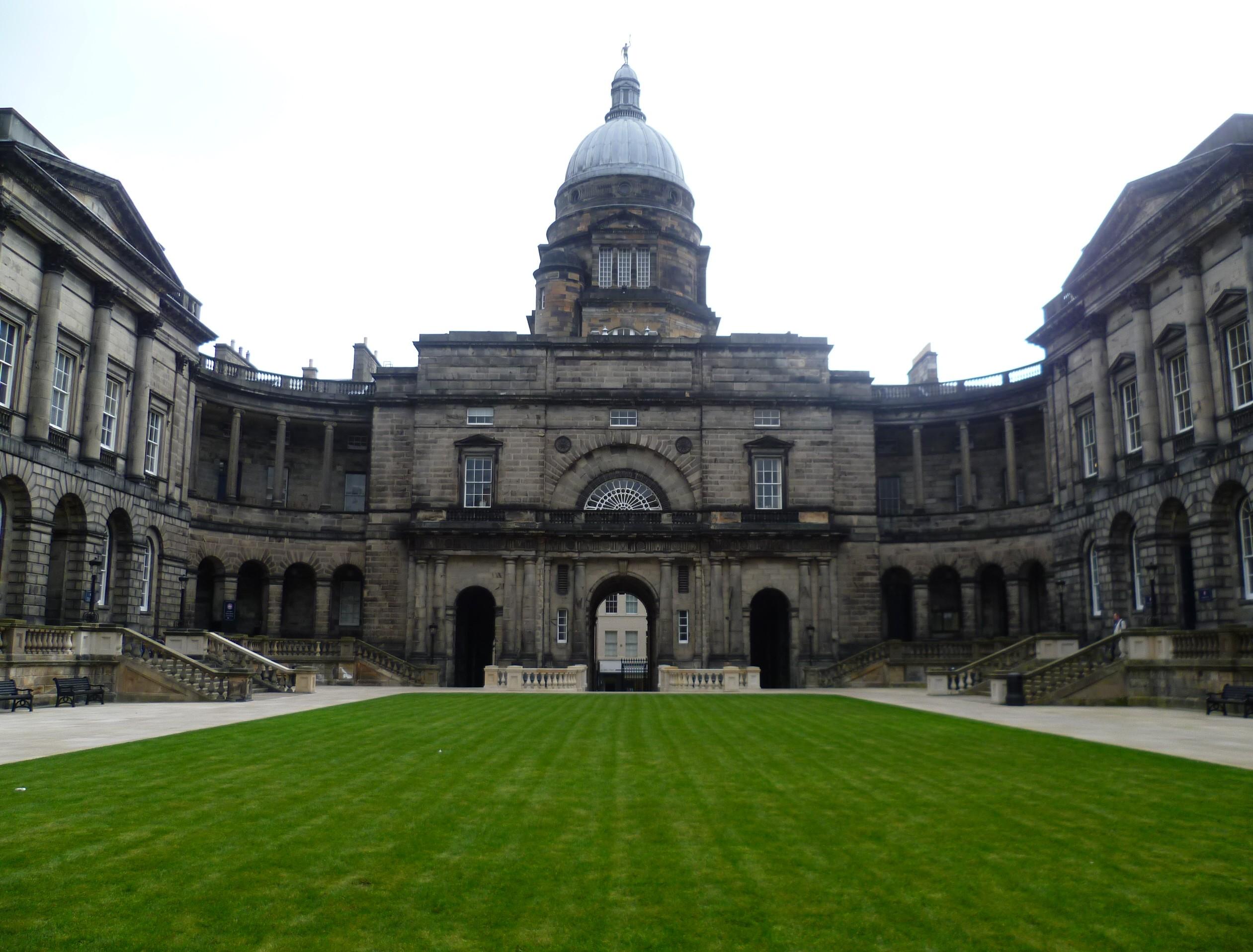 University Of Edinburgh Computer Room