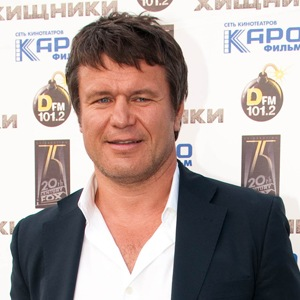 Oleg Taktarov Russian actor and mixed martial arts fighter