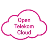 Open Telekom Cloud-Logo