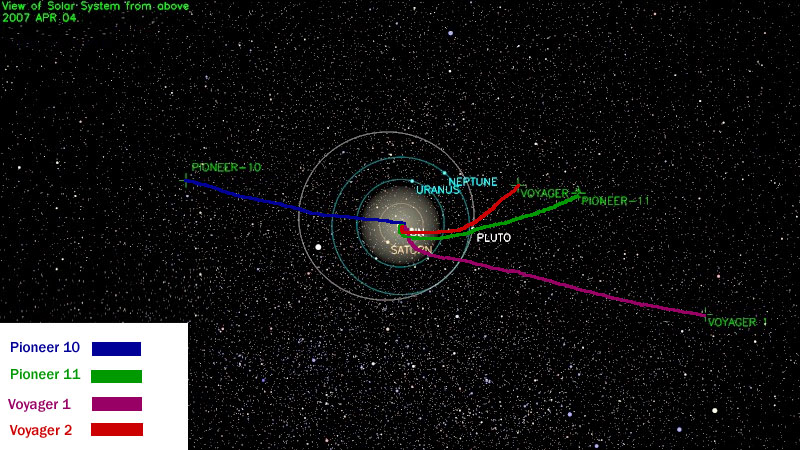 voyager 1 star map - photo #22