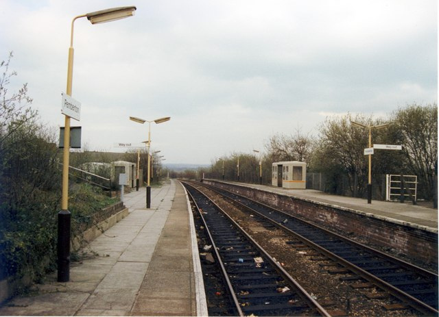 pemberton railway station