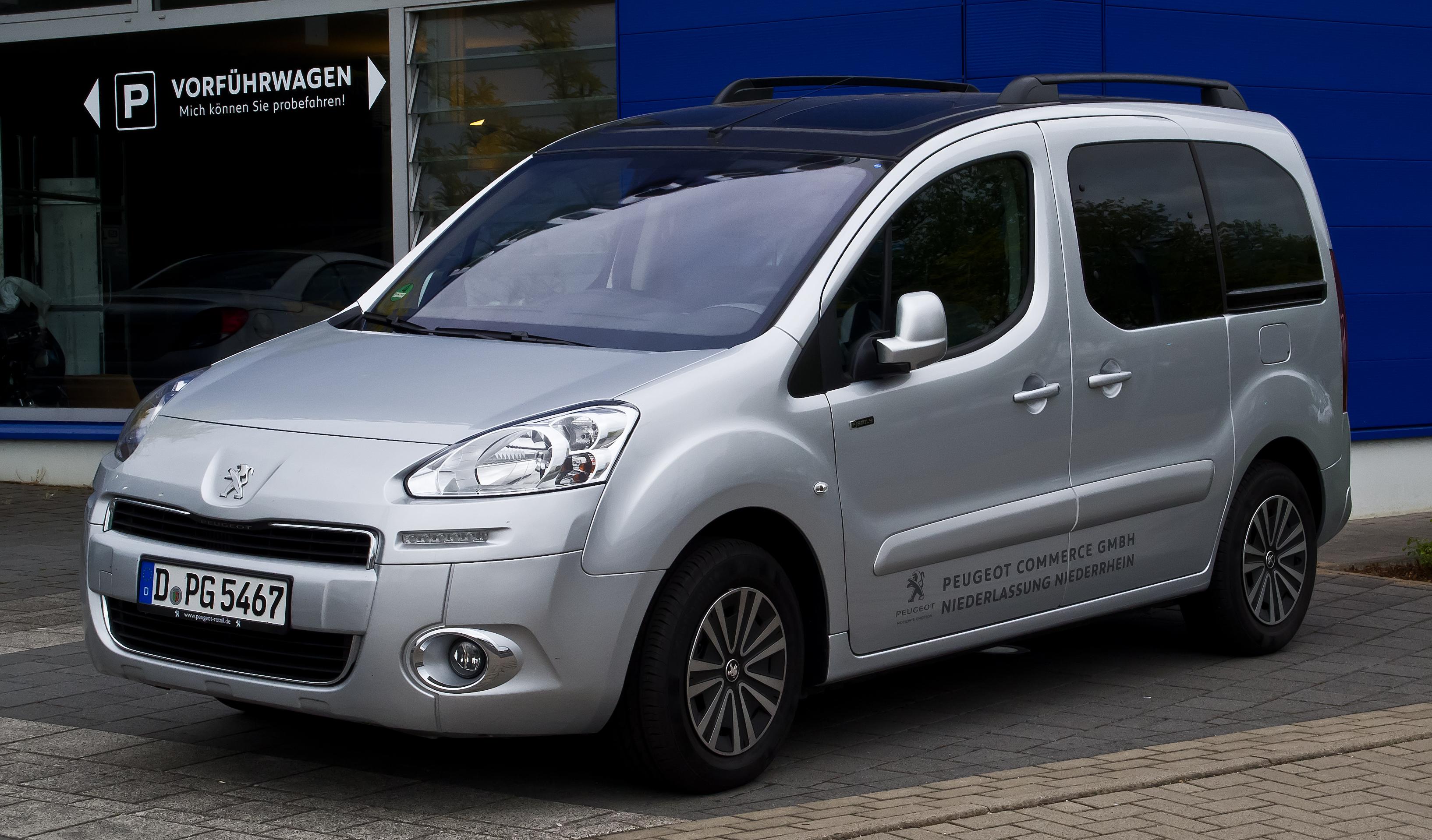 Peugeot Partner - Wikiwand