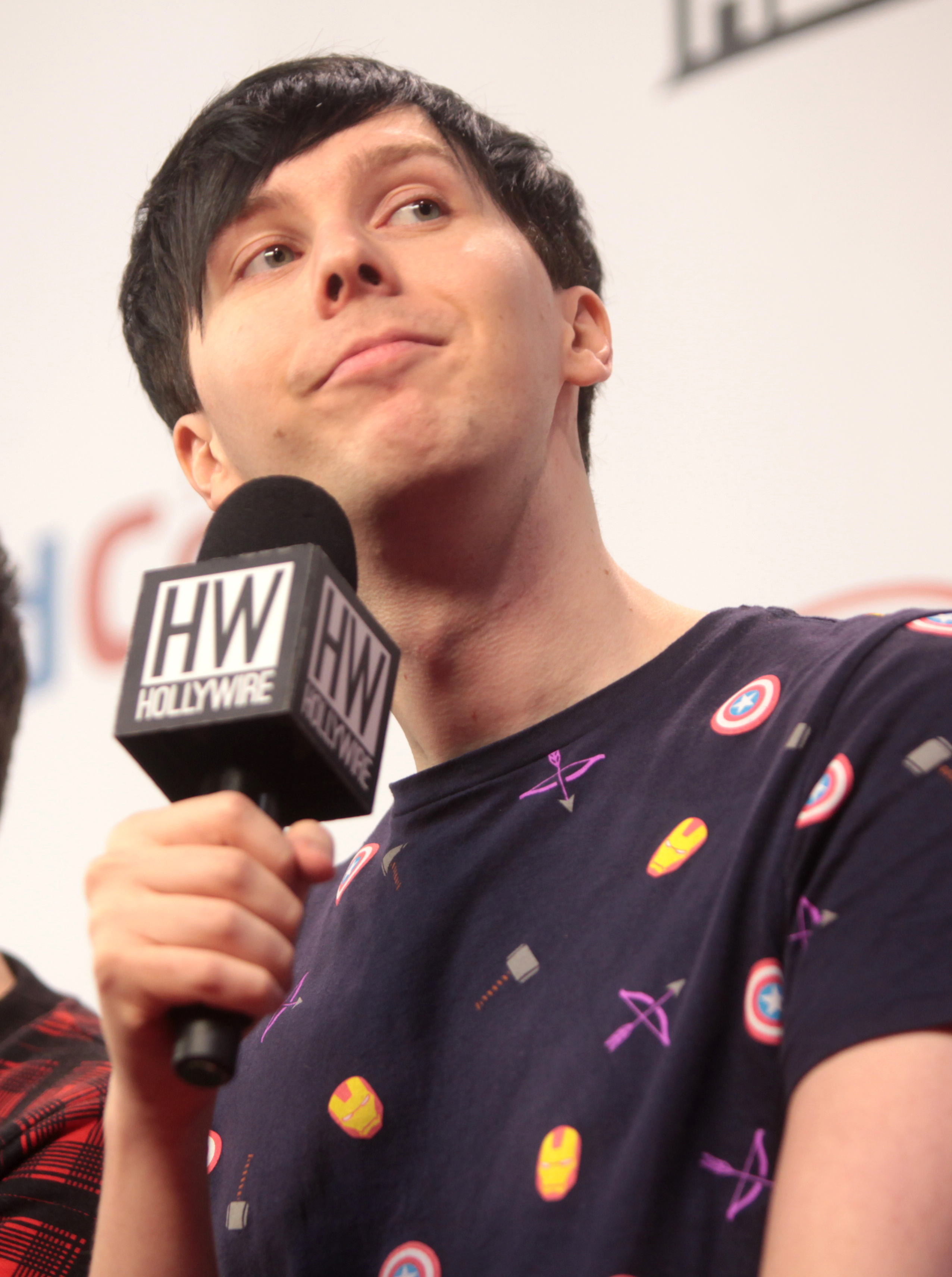 Picture of a TV show: Amazingphil