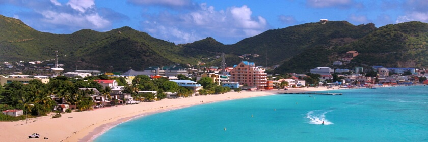 Philipsburg and the Great Bay, Sint Maarten, Caribbean (edited & cropped).jpg