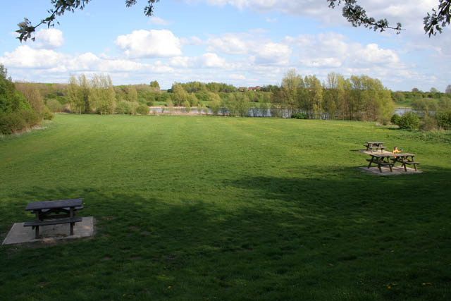 Picnic field - Melton Country Park - geograph.org.uk - 1278699