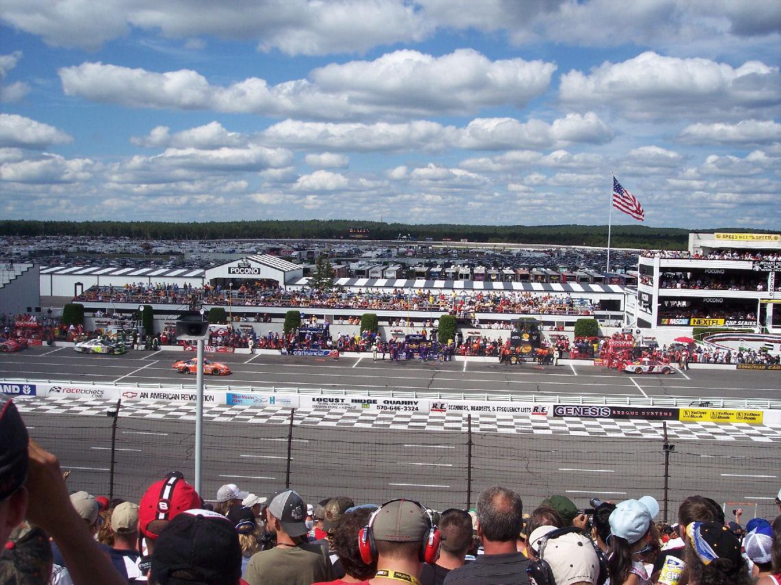 Filepocono Raceway July 2006jpg Wikimedia Commons