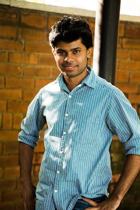 Image of Pranesh Padmanabhan from Wikidata