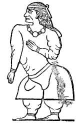 English: depiction of the Queen of Punt