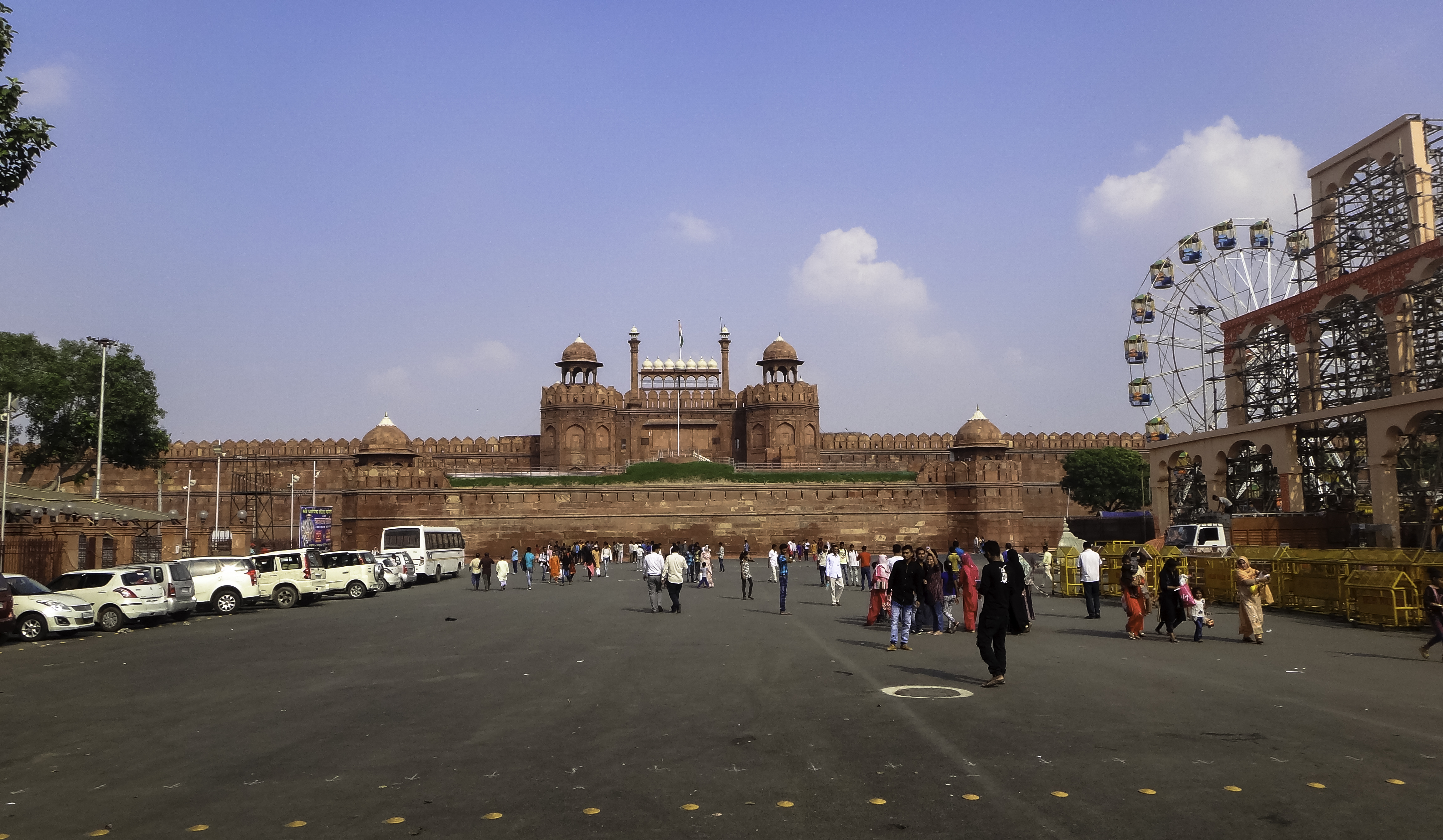 Explore The Red Fort, Delhi (Qila-i-Mubārak) In 2020 5