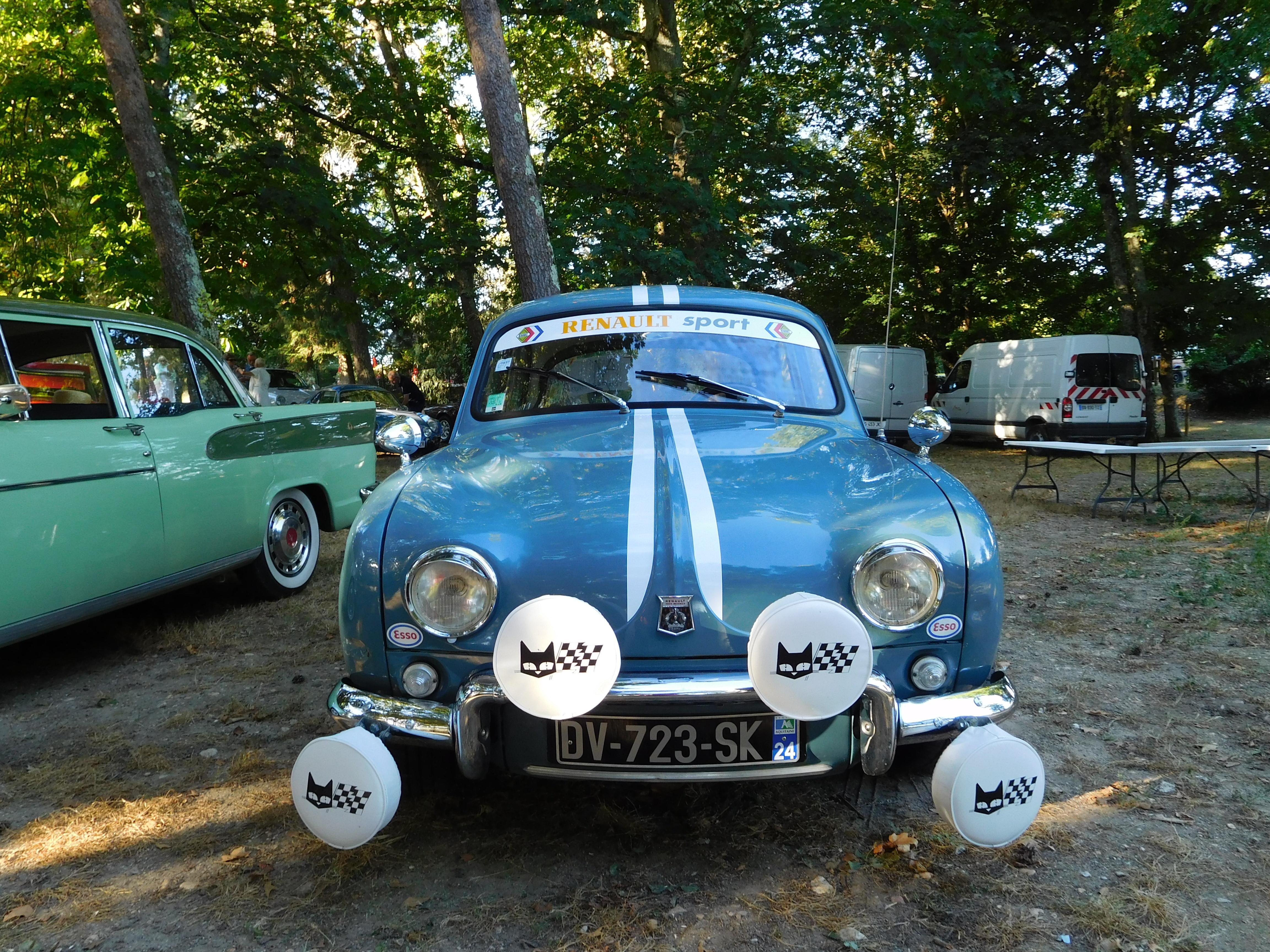 Fichier Renault Dauphine Gordini 2 Jpg Wikipedia