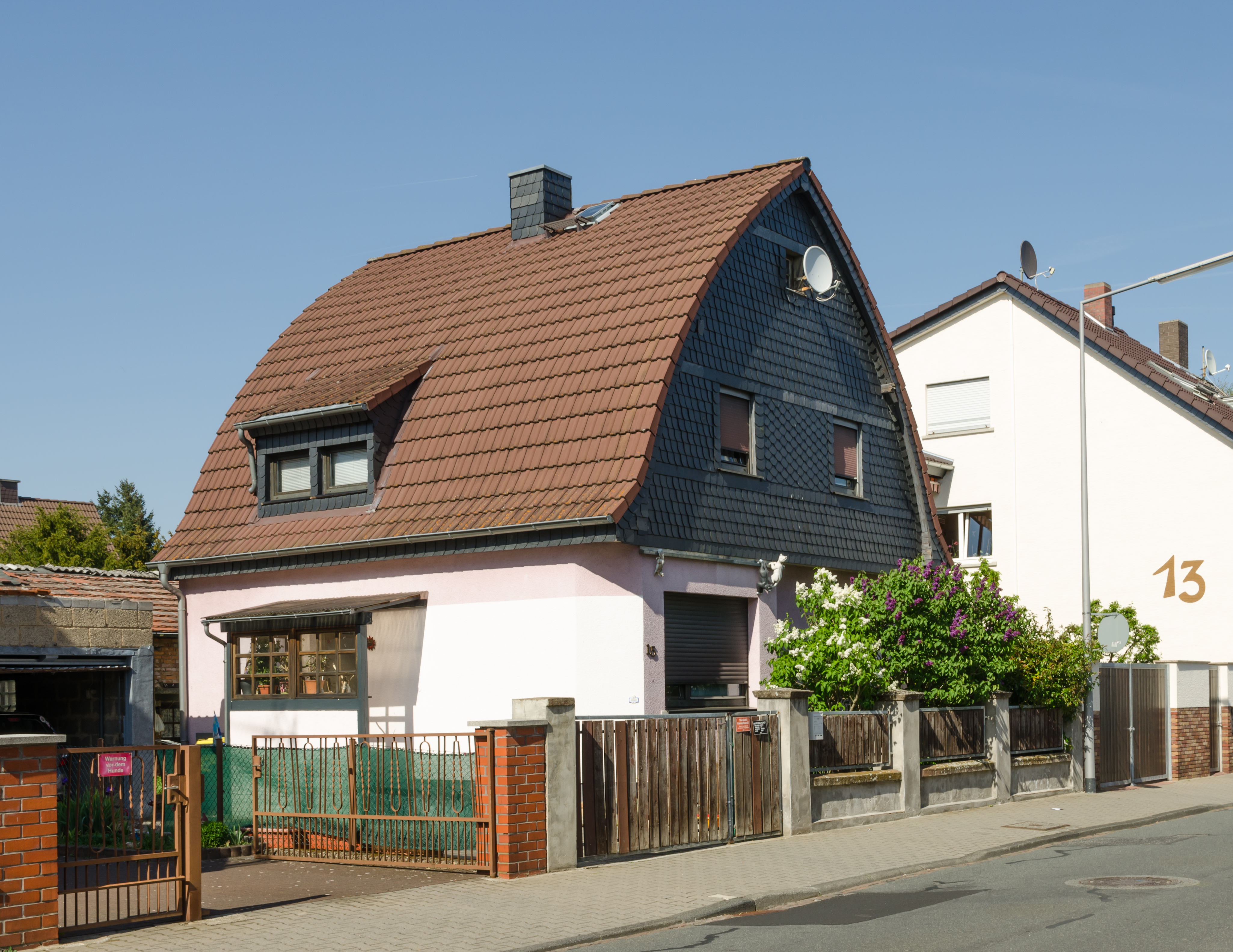 Residential Building Deutsch