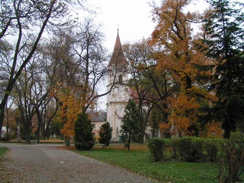Rímsko katolický kostol - Trebišov