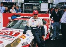 Robin Donovan British former racing driver