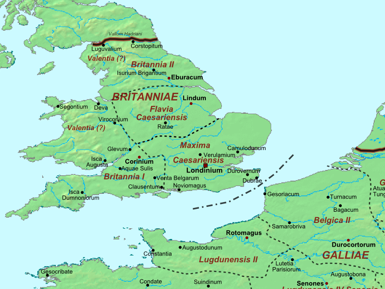 Map Of England 400 Ad.Germanic Invasions Of Britain 400ad To 600ad Armchair General And