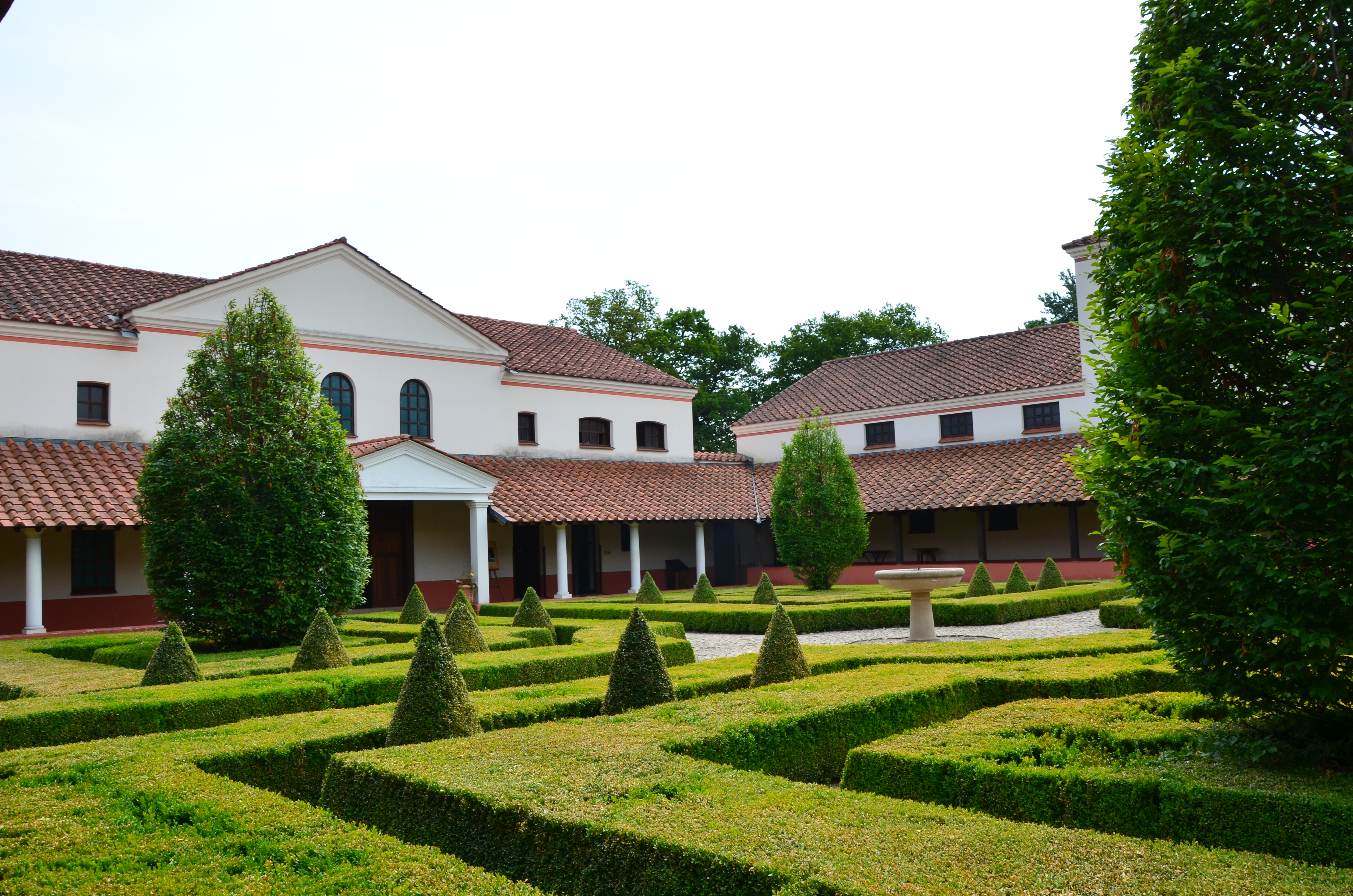 File Roman Villa Borg Germany 9291219059 Jpg