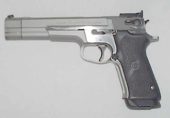 S&W model 59 extended mag