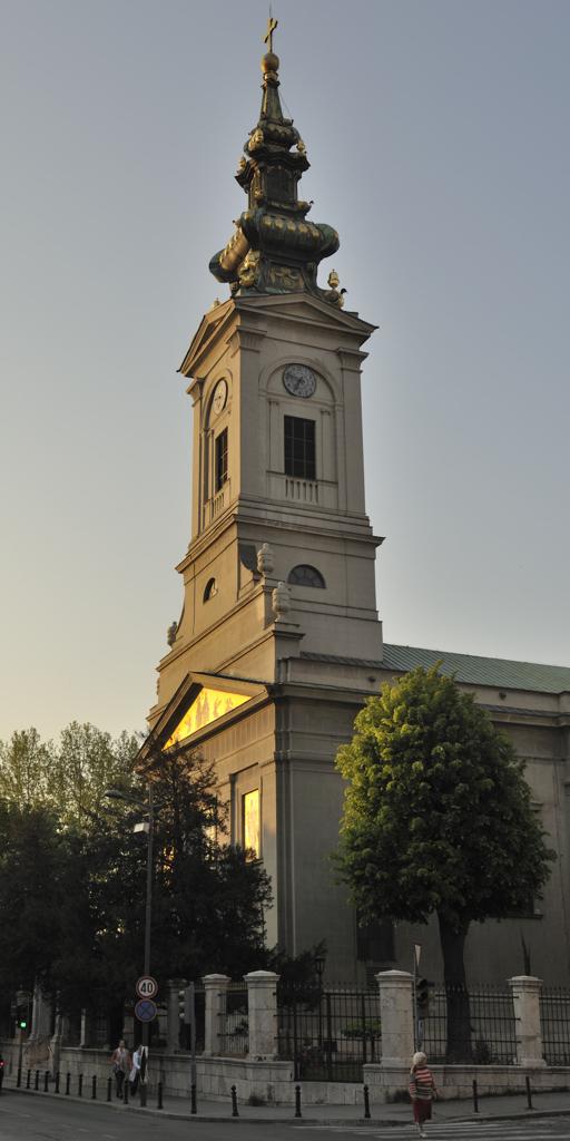 St Michael S Cathedral Belgrade Wikipedia