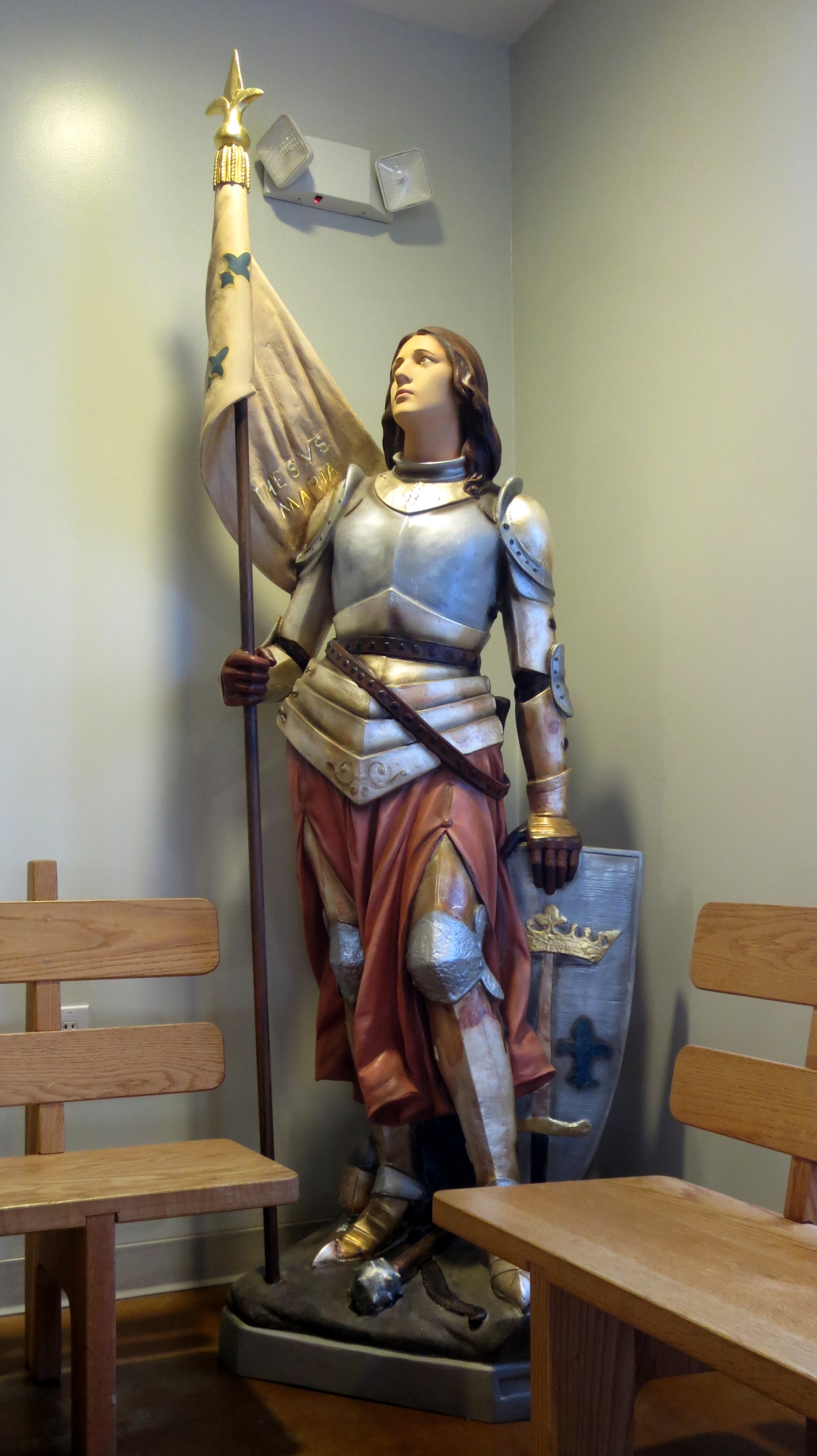 Joan Of Arc Tours France