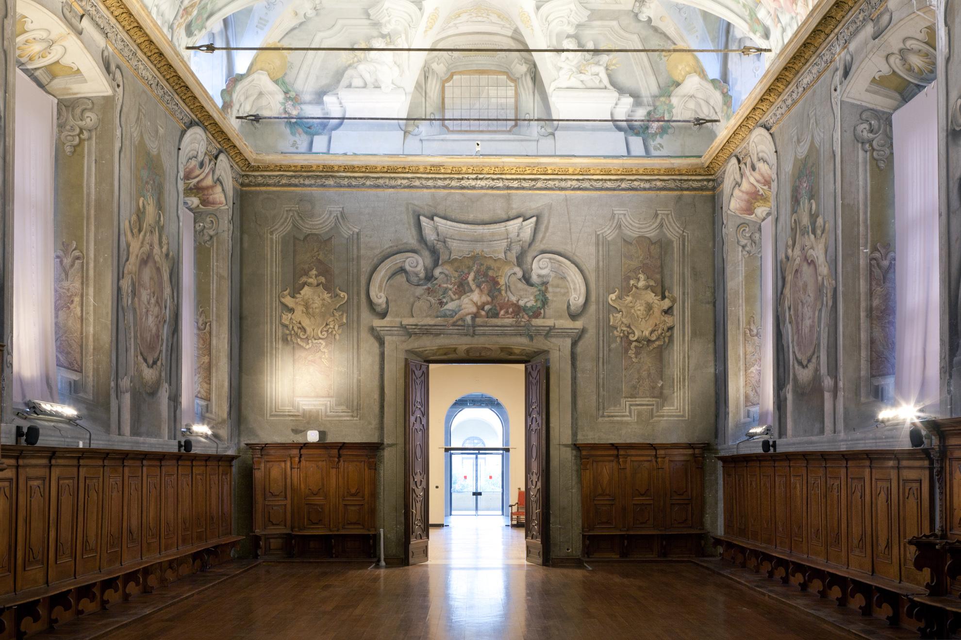 Sala Da The Milano.File Sala Cenacolo Pietro Gilardi Museo Scienza E Tecnologia